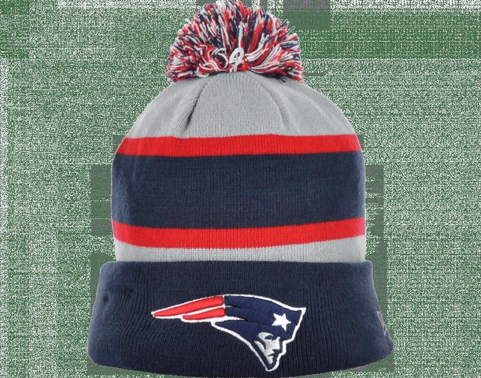 New England Patriots Winter Hat Transpa Png Stickpng. New Era England  Patriots On Field 2018 Sport Pom Winter Knit Hat Navy ceea2b0c2