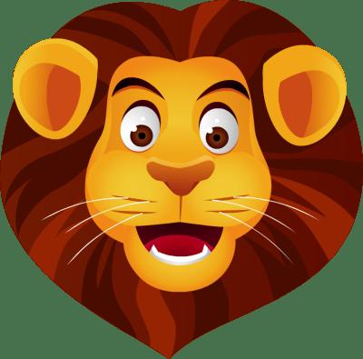 lion face clipart transparent png stickpng rh stickpng com cartoon lion face clip art cartoon lion face clip art
