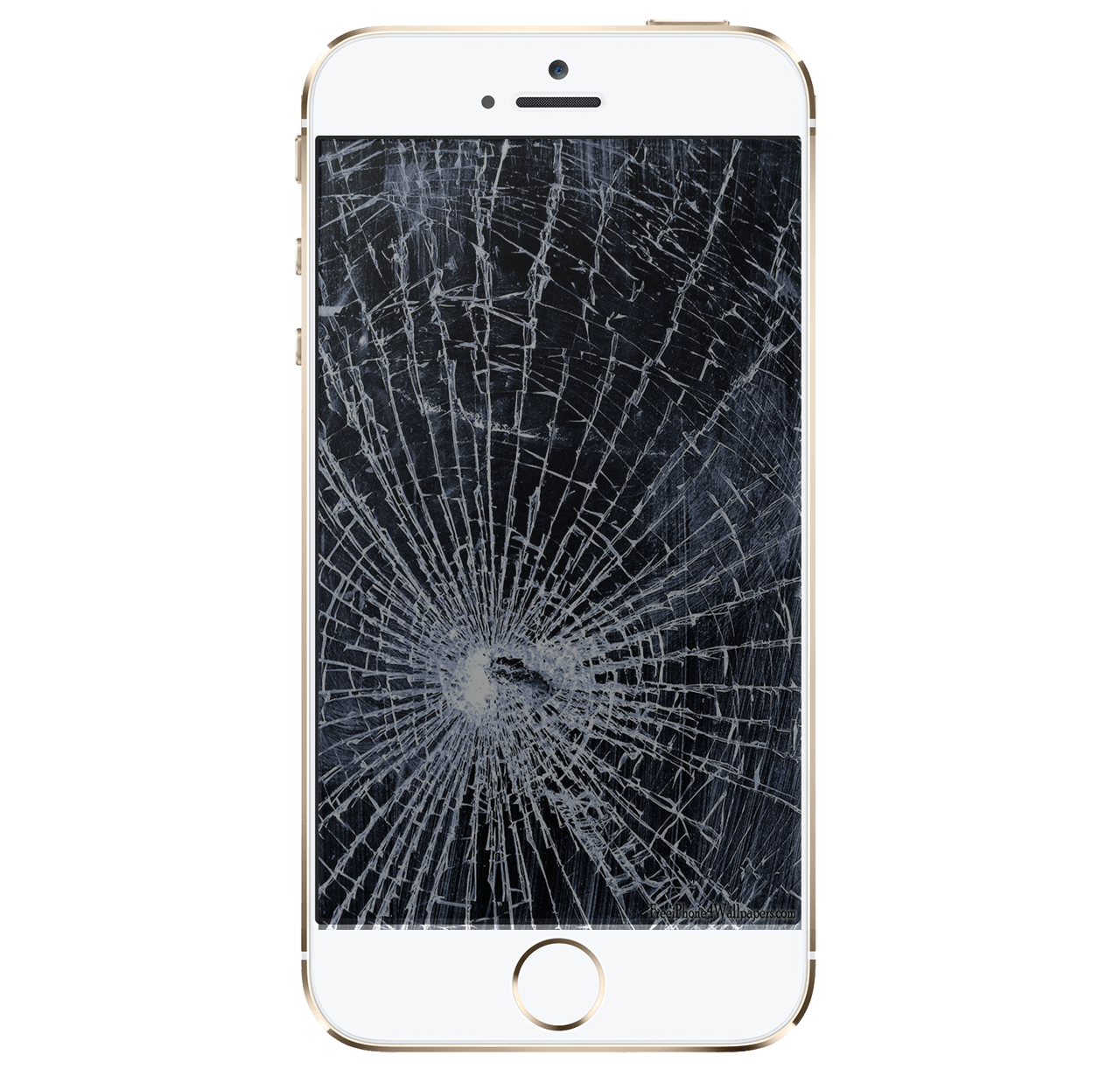 Iphone Ecran Casse Png Transparents Stickpng