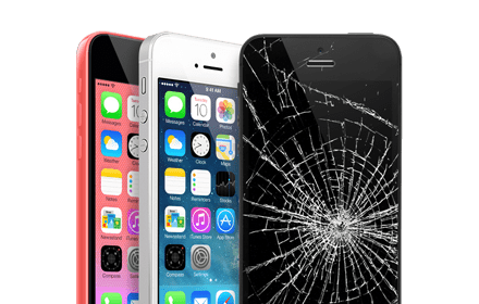 cracked screen png download