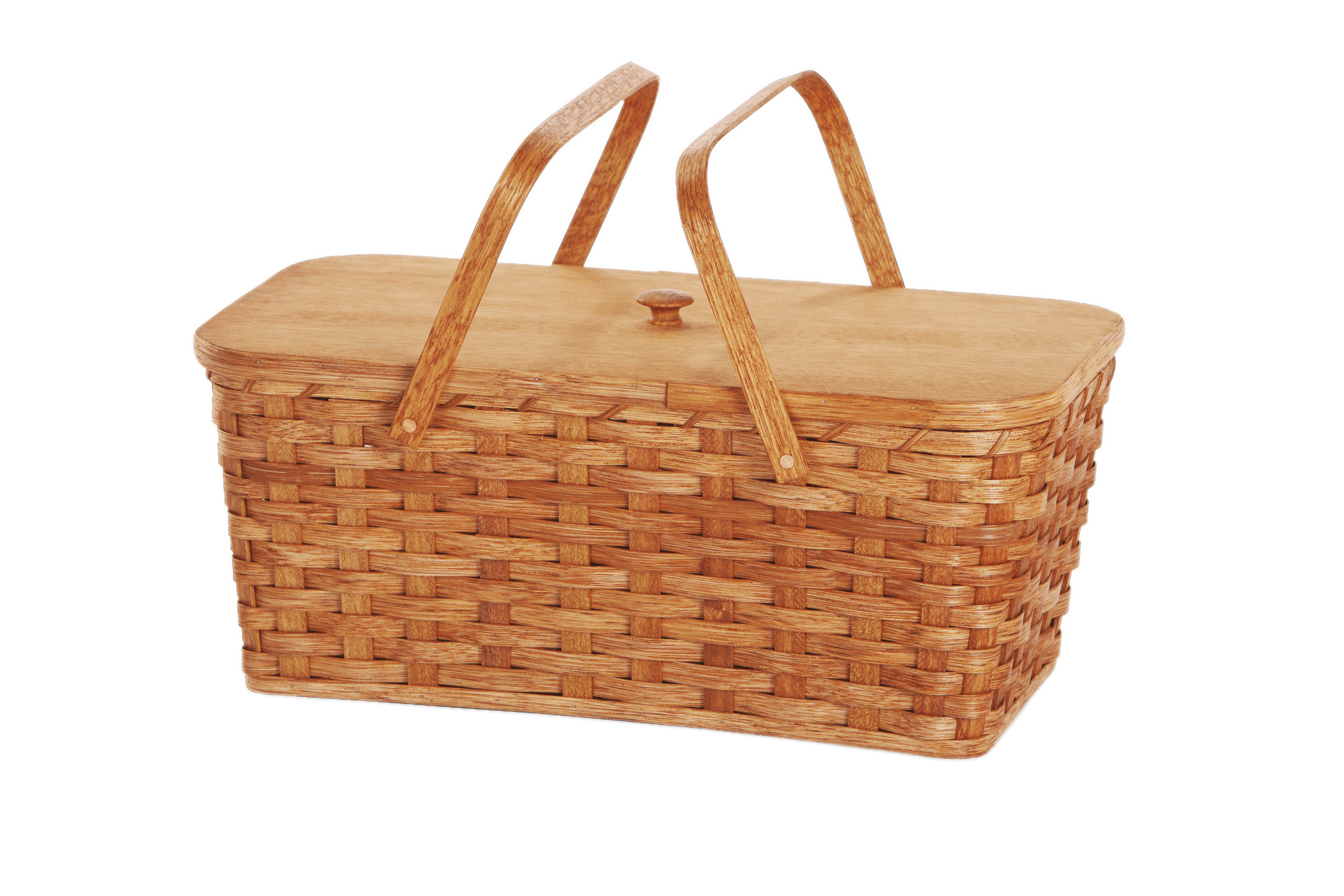 modern picnic basket transparent png  stickpng - picnic basket with two handles