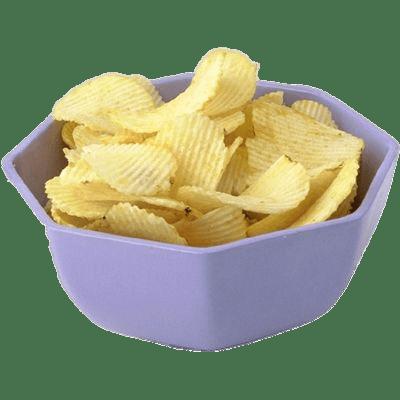 Bowl Of Crisps transpa...