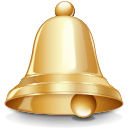 gold bell clipart transparent png stickpng rh stickpng com bell clip art black and white bell clipart black and white
