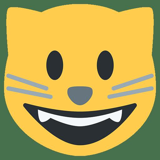 Smiling Cat Emoji Transparent Png Stickpng