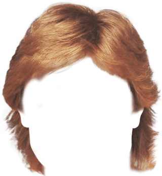 mullet transparent png stickpng rh stickpng com Mullet Silhouette mullet hair clipart