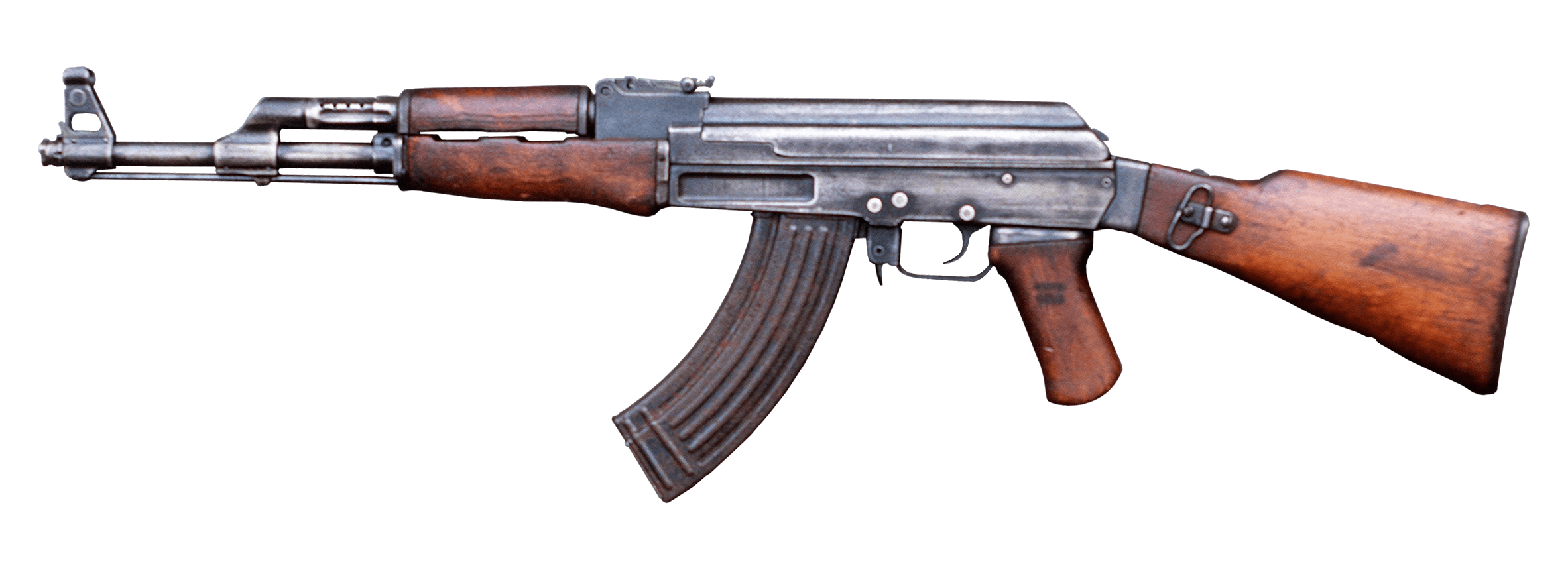 AK 47 transparent PNG - StickPNG