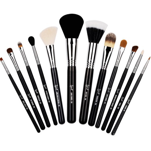 range of makeup brushes transparent png stickpng. Black Bedroom Furniture Sets. Home Design Ideas