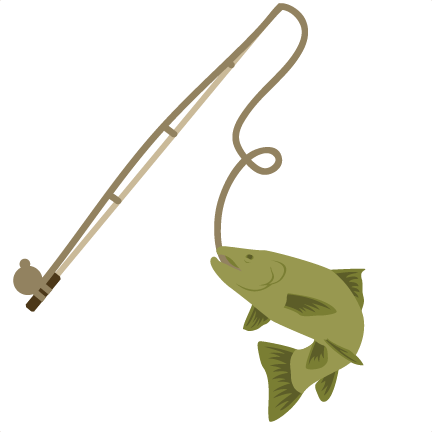 Fishing Clipart Transparent Png Stickpng
