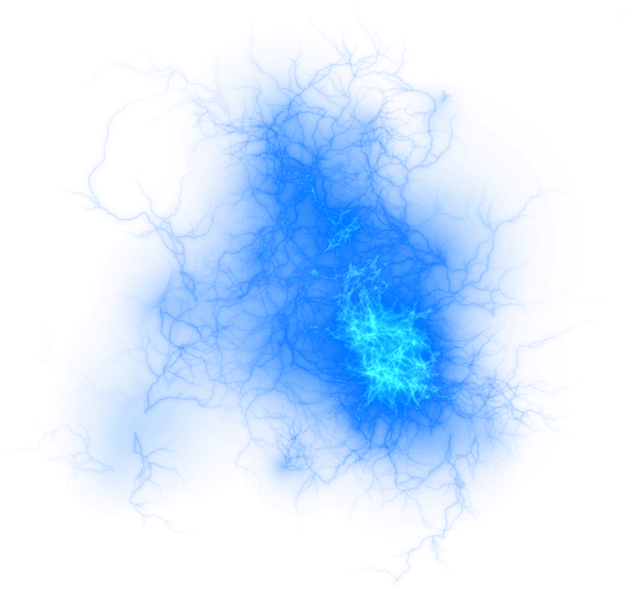 Blue Fire Ball transparent PNG - StickPNG