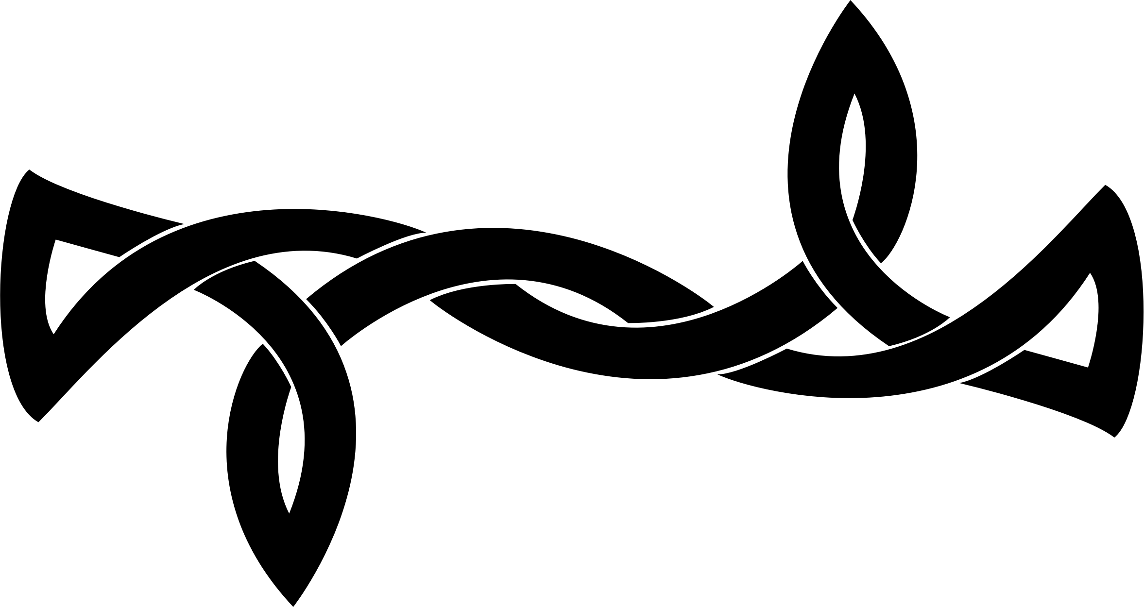 Simple Celtic Knot transparent PNG - StickPNG