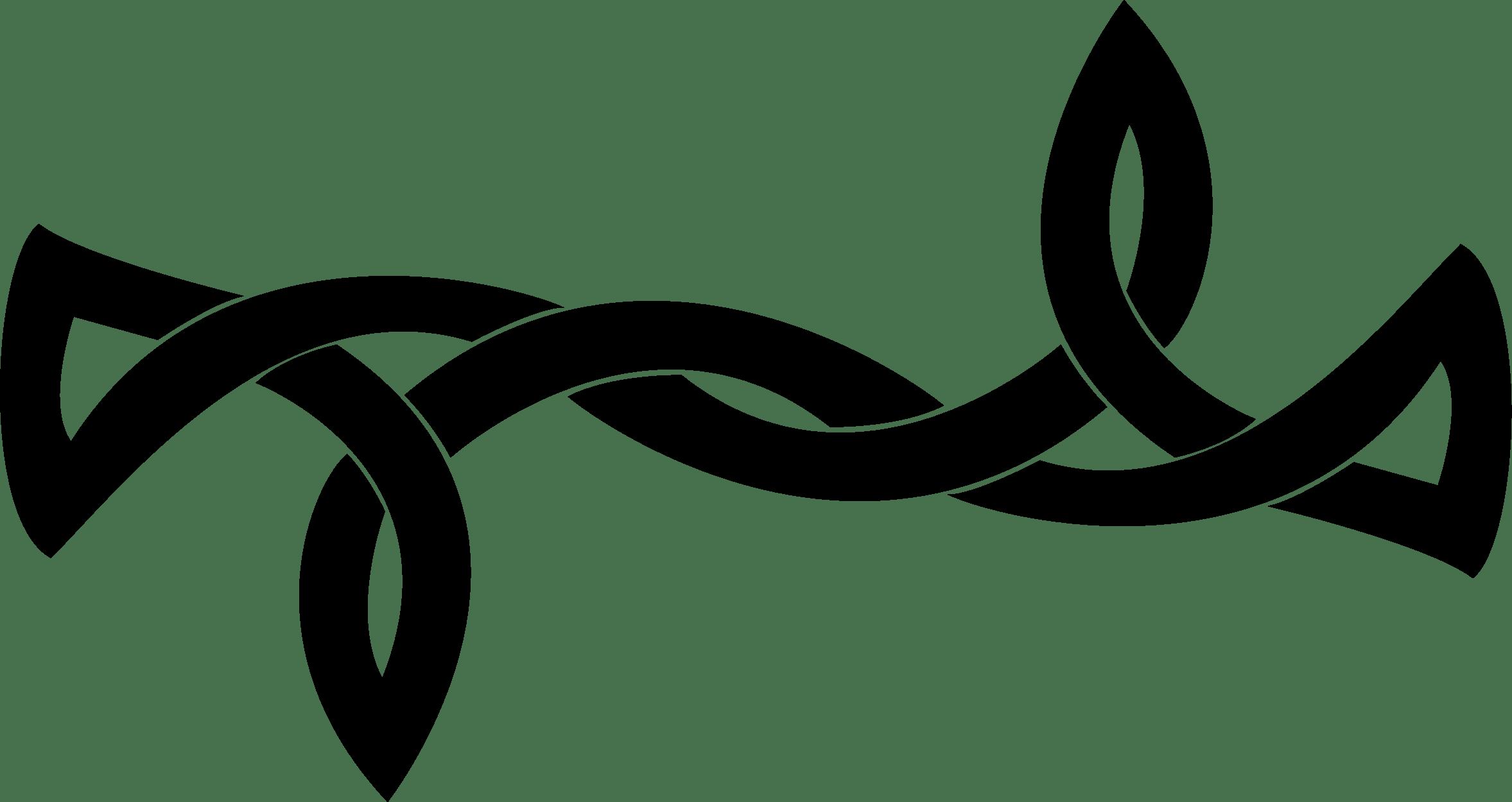 Celtic knot transparent png stickpng simple celtic knot buycottarizona Gallery
