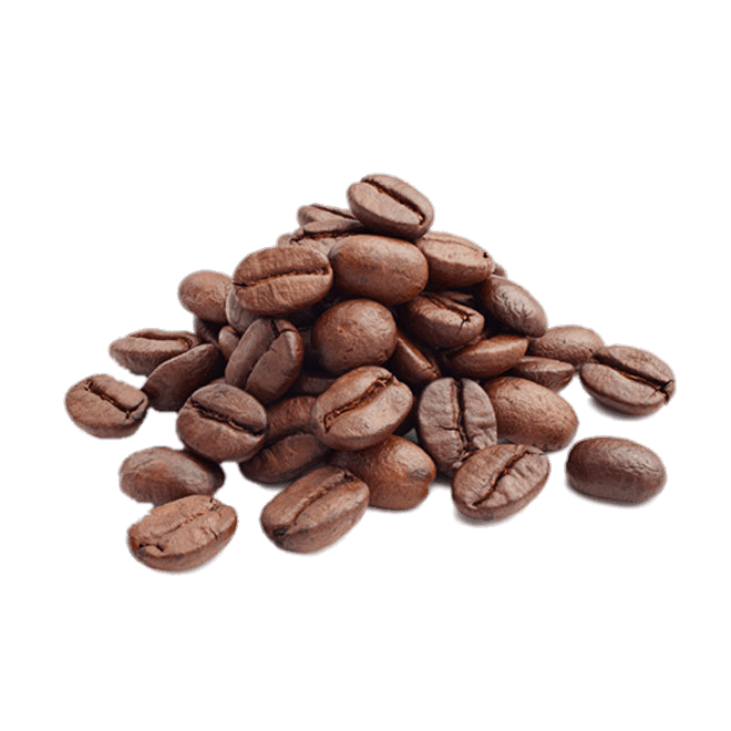 Pile Of Roasted Coffee Beans transparent PNG - StickPNG