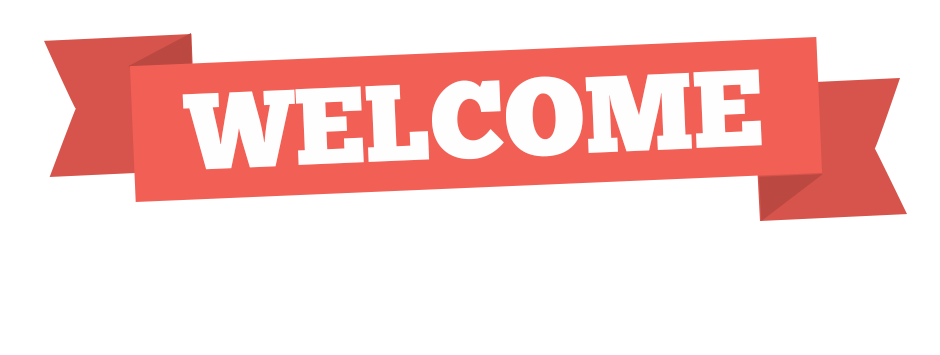 Image result for welcome banner transparent