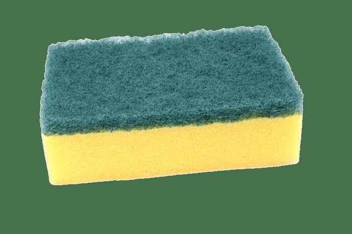 Dish Washing Sponge transparent PNG - StickPNG