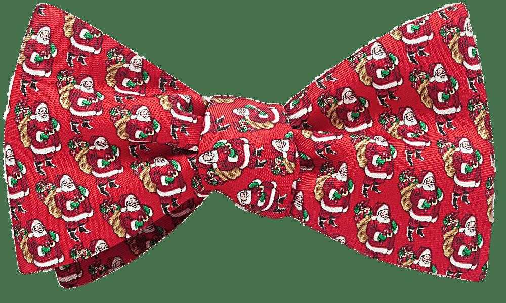 christmas bow tie
