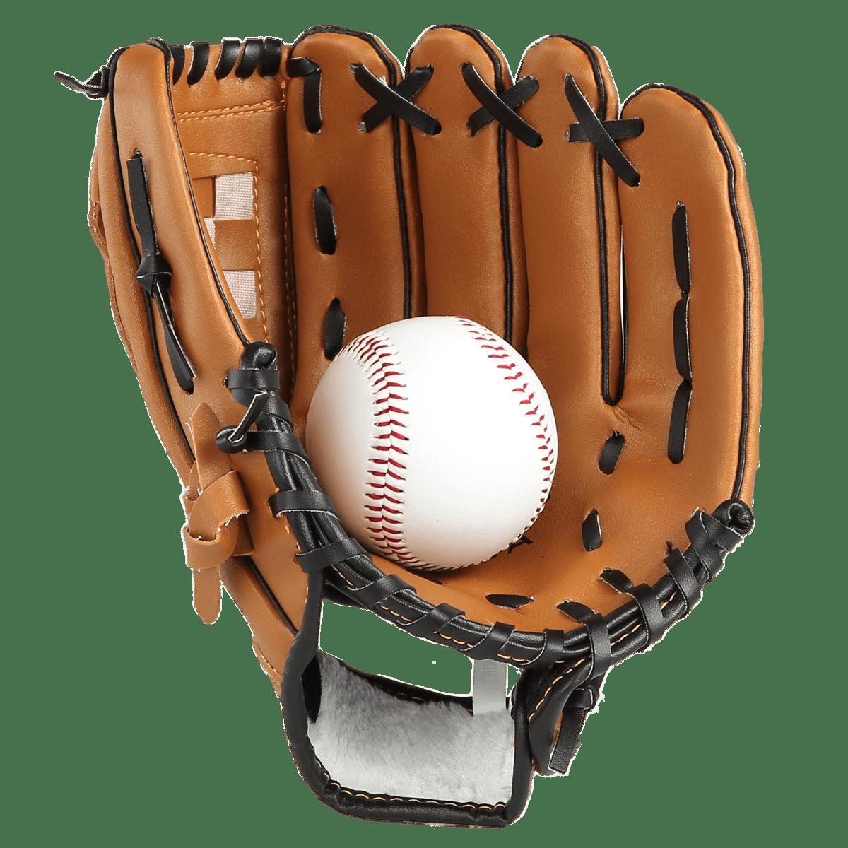 baseball glove amp ball transparent png stickpng
