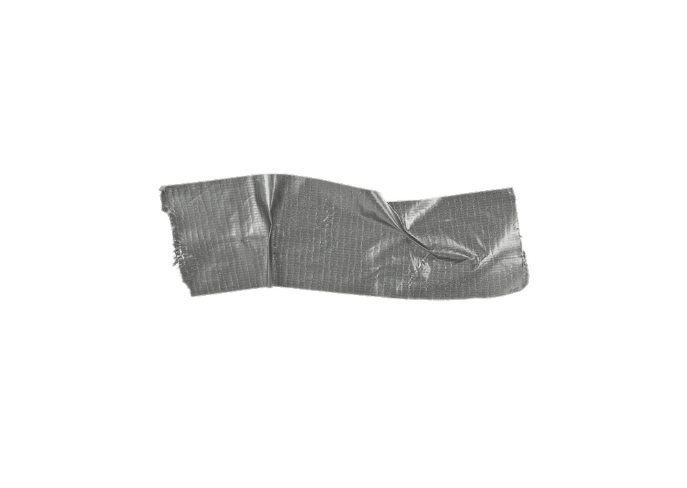Piece Of Duct Tape Transparent PNG