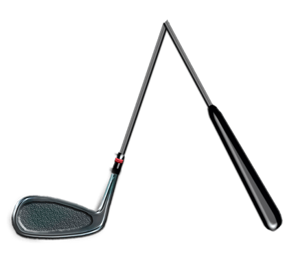 broken golf club transparent png stickpng rh stickpng com