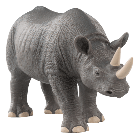 Rhino Toy transparent PNG - StickPNG