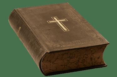 Old Bible Book Transparent PNG