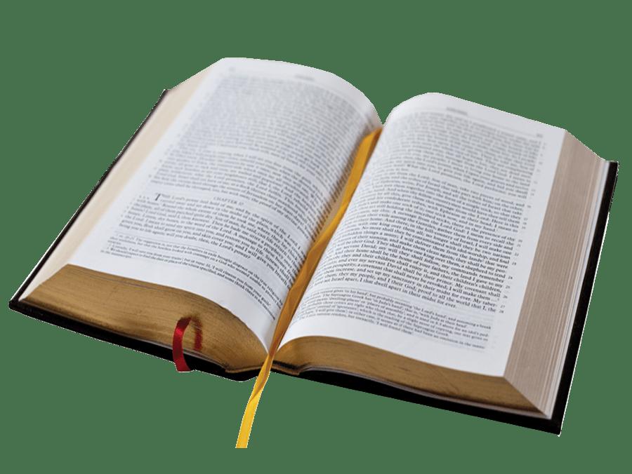 Biblia Abierta Png Transparente Stickpng