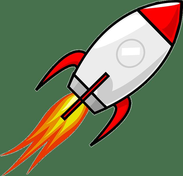 Cohete Clipart PNG transparente - StickPNG