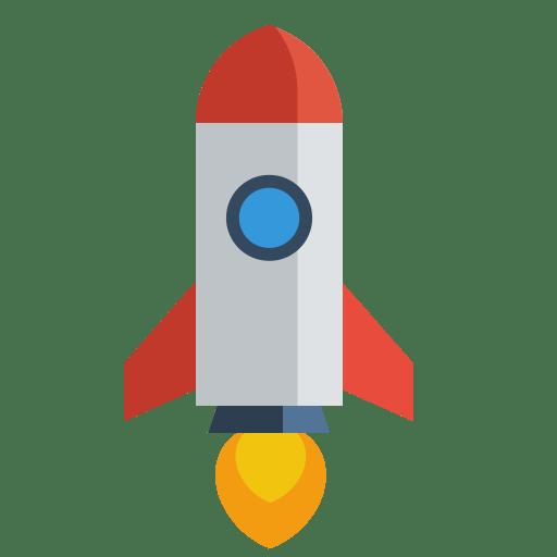 rounded rocket emoji transparent png stickpng stickpng