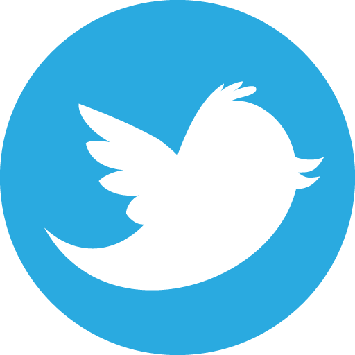 Icono Círculo Twitter PNG transparente - StickPNG