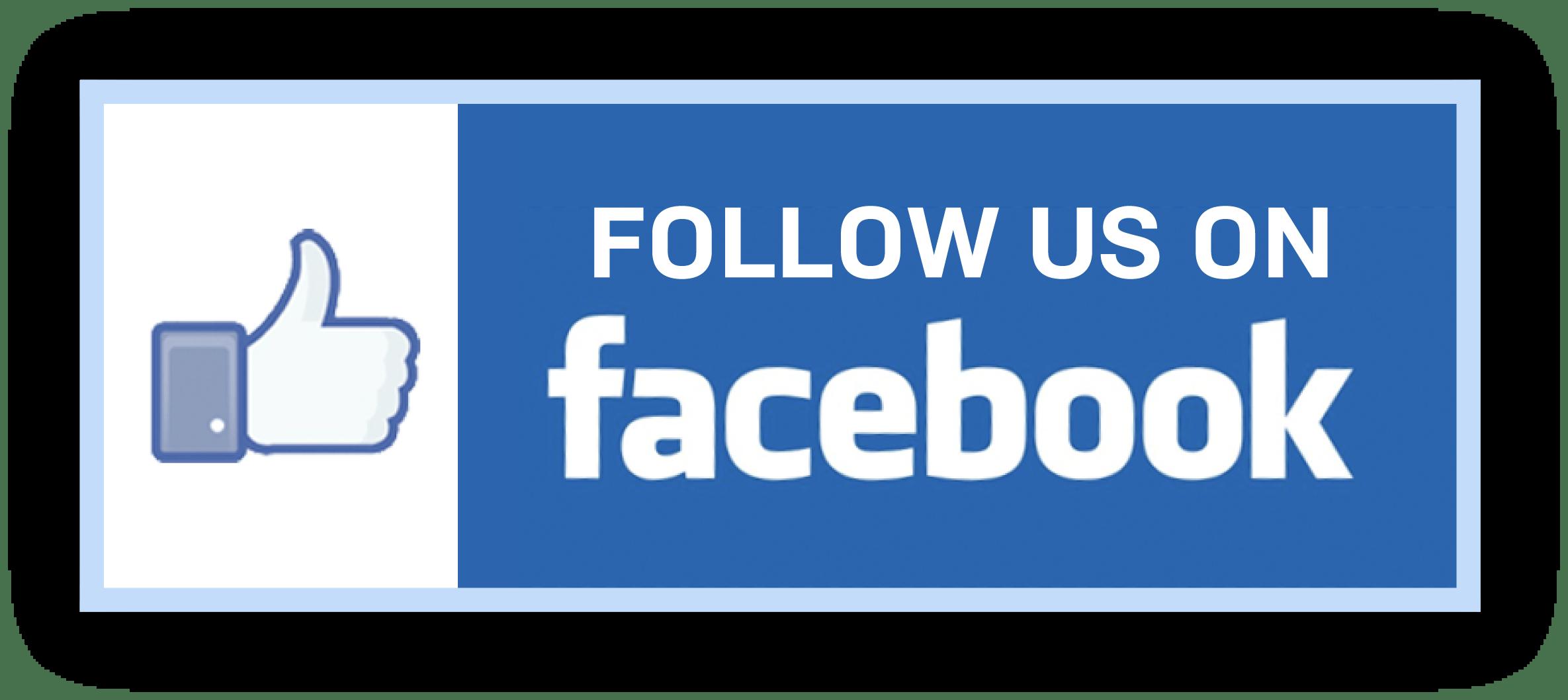 Follow Us on Facebook transparent PNG - StickPNG