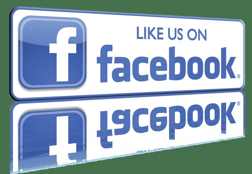 like us on facebook 3d transparent png stickpng