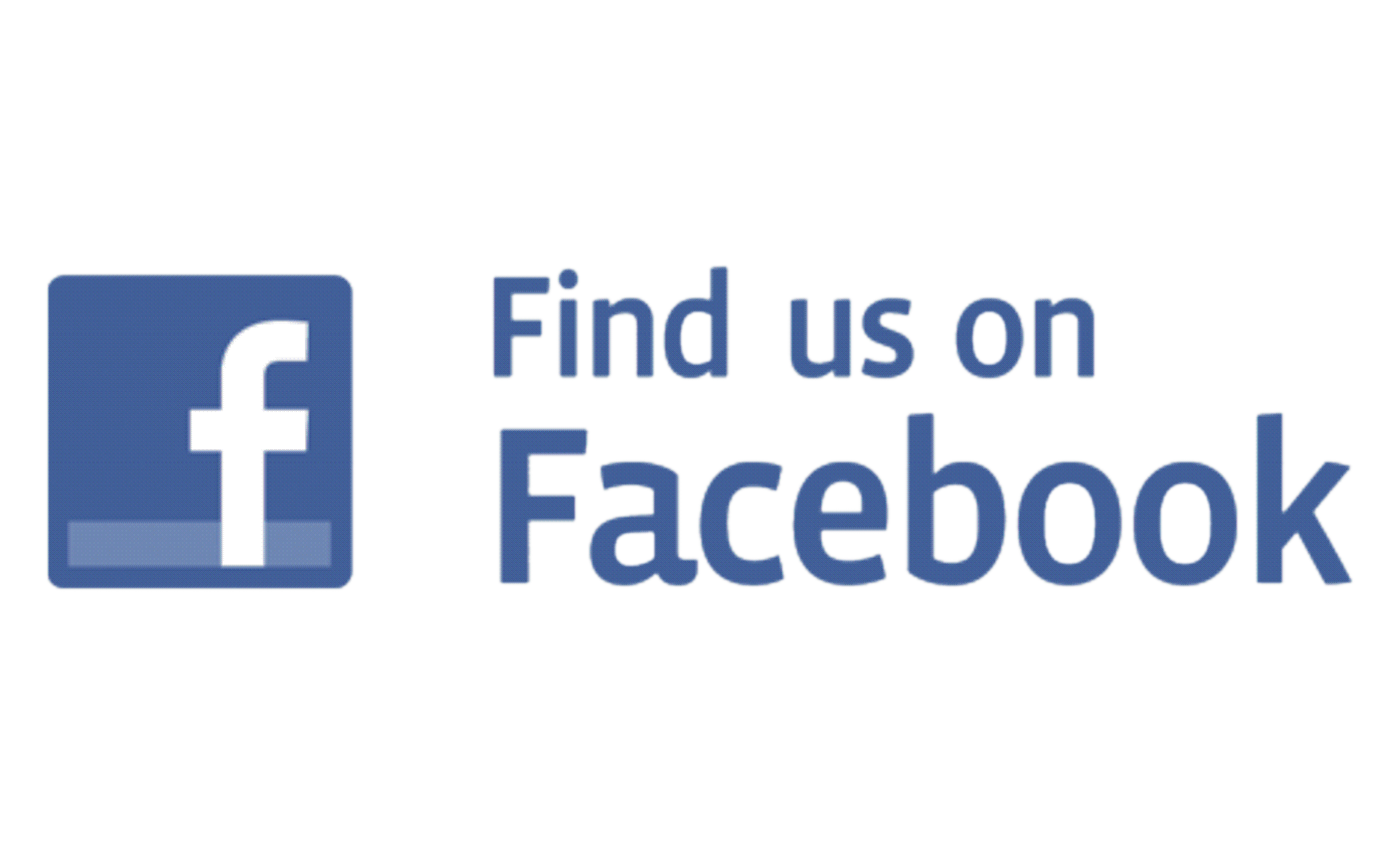 Find Us On Facebook Transparent PNG