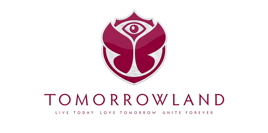 Tomorrowland 2014 electronic music festival logo android wallpaper.