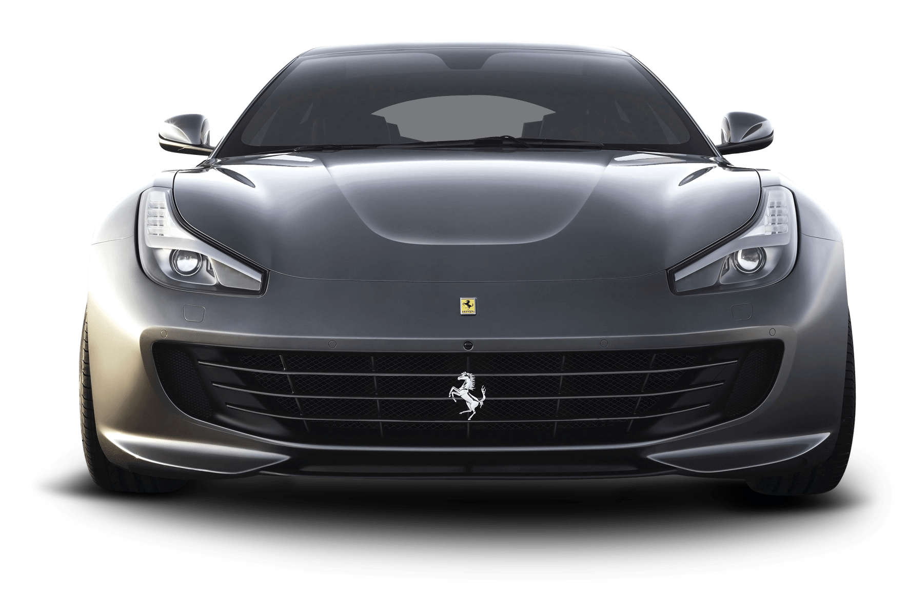 Ferrari Front View Transparent Png Stickpng