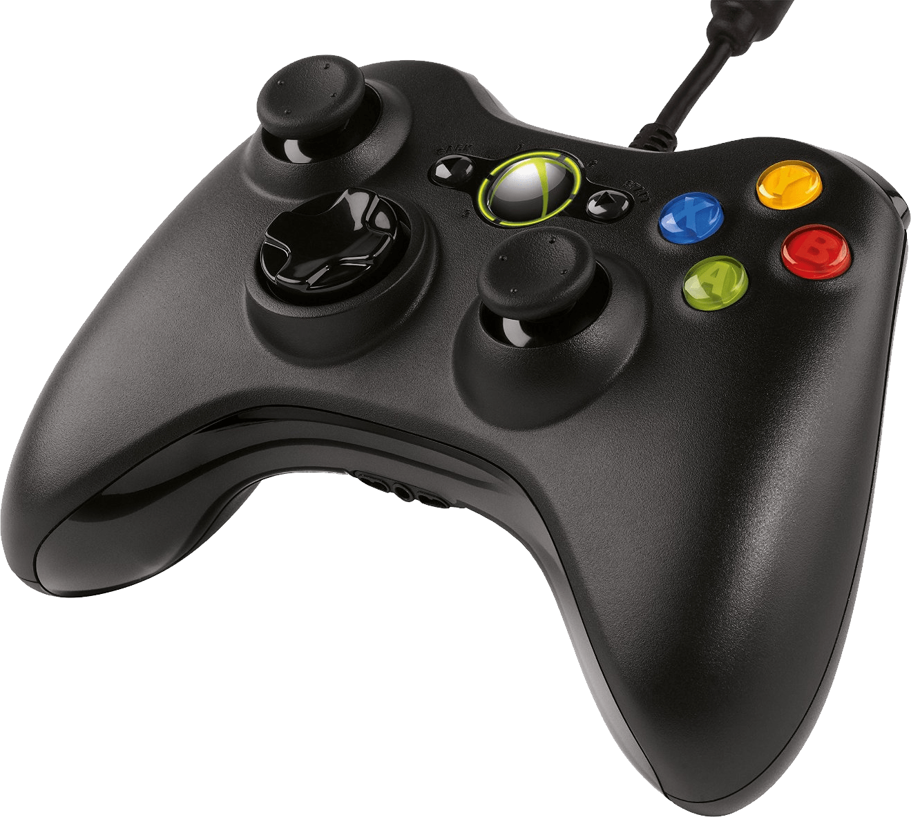 Xbox Controller Side View Transparent Png Stickpng