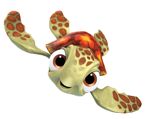 Squirt och Nemo