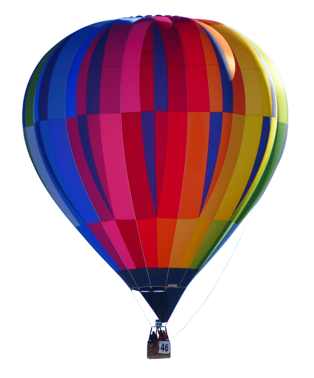 air balloons transparent png images stickpng