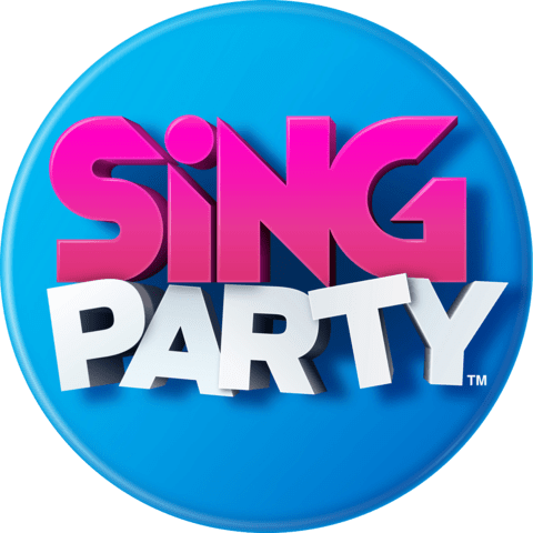 sing party logo transparent png stickpng stickpng