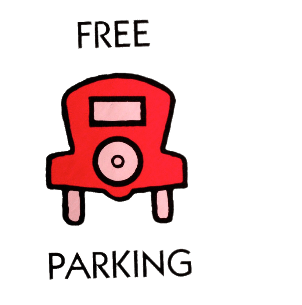 monopoly free parking transparent png stickpng rh stickpng com monopoly clipart images monopoly board game clipart free