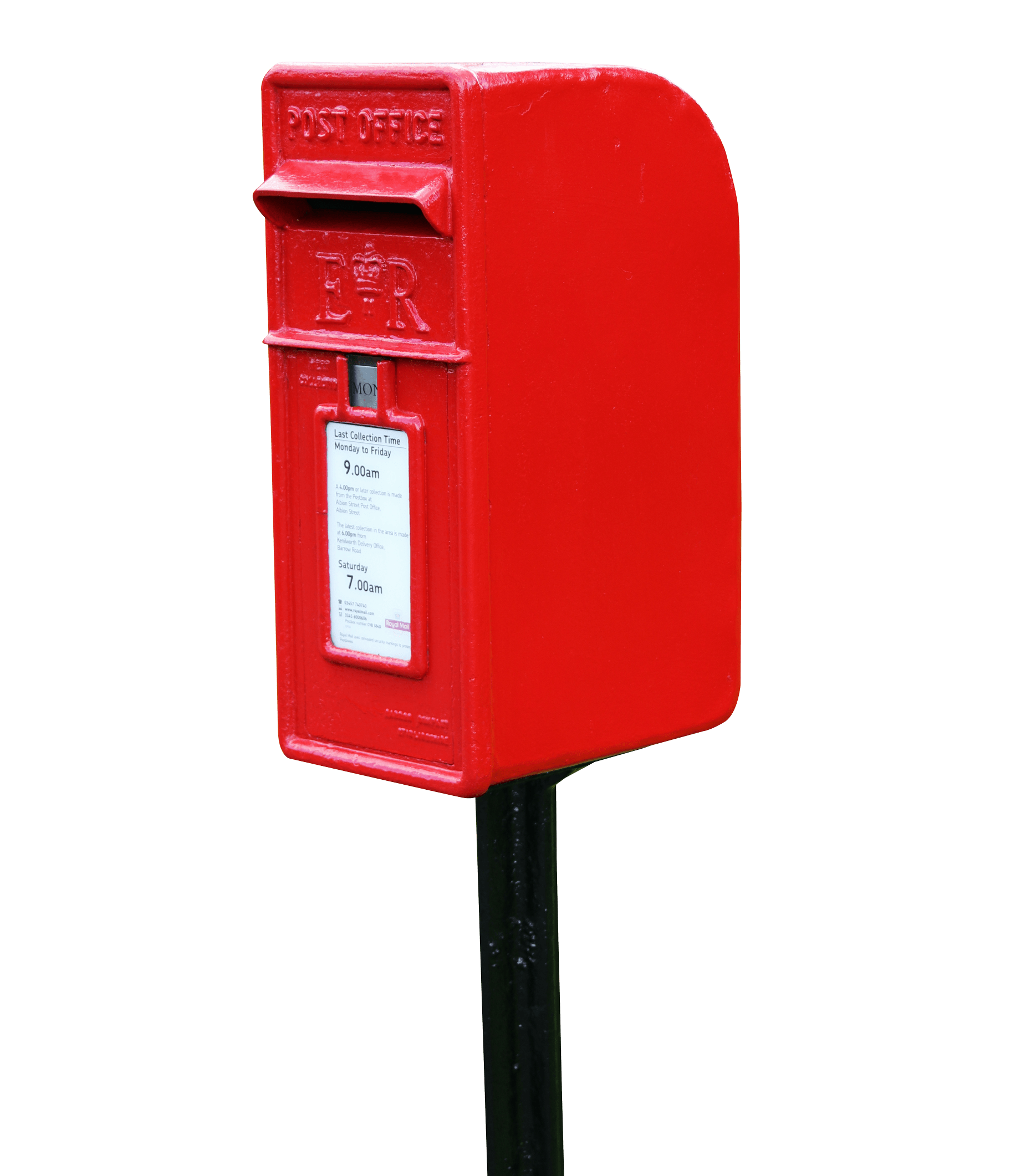 red postbox on stand transparent png stickpng. Black Bedroom Furniture Sets. Home Design Ideas