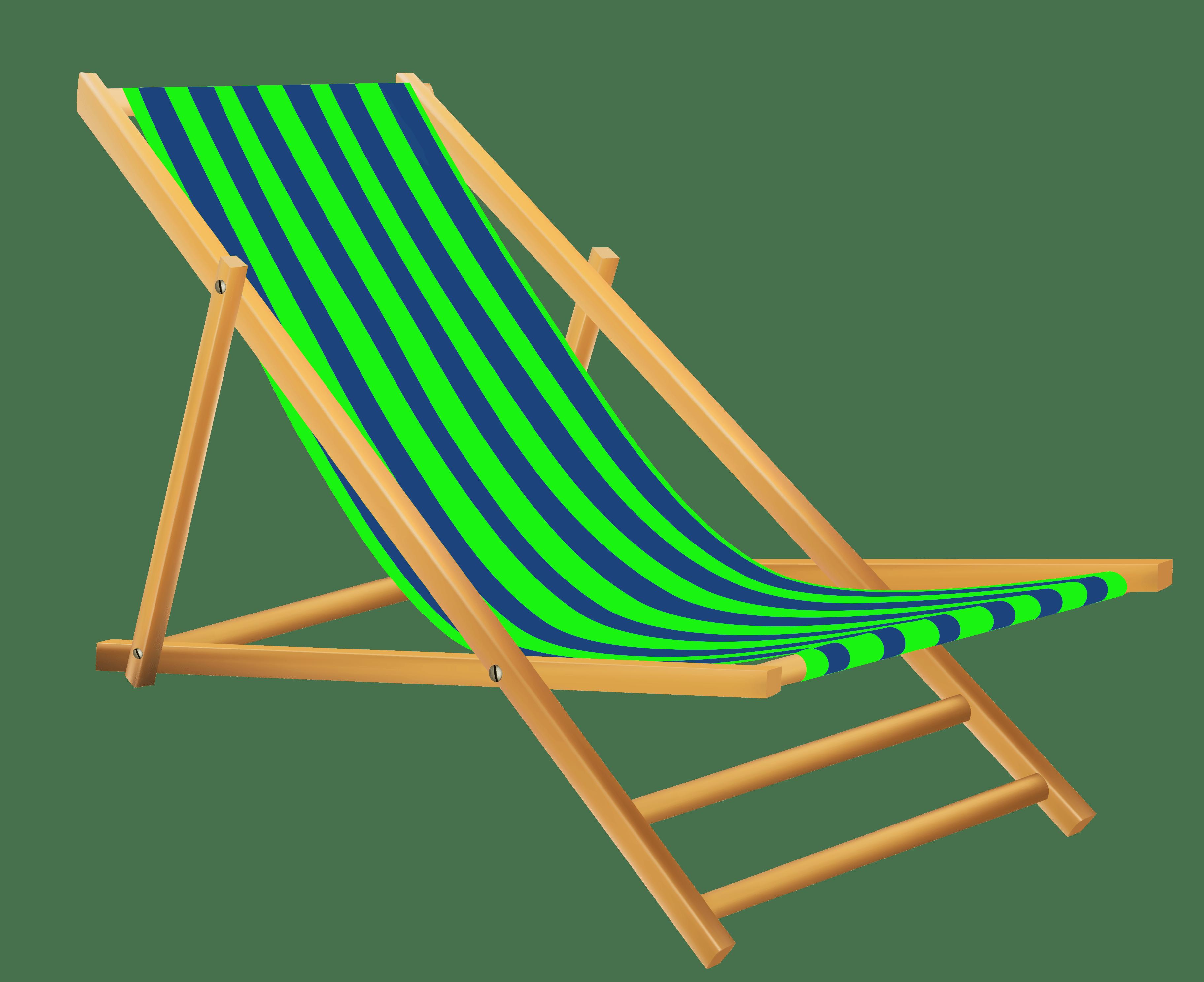 Chaise Longue verte PNG transparents - StickPNG