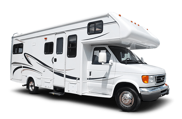 Motorhome Side View Transparent PNG