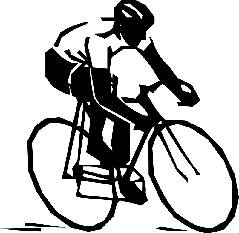 cyclist silhouette clipart transparent png stickpng rh stickpng com cyclist clipart free female cyclist clipart