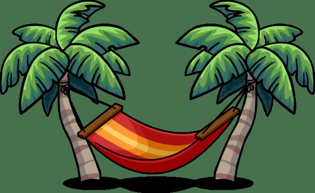 hammock clipart