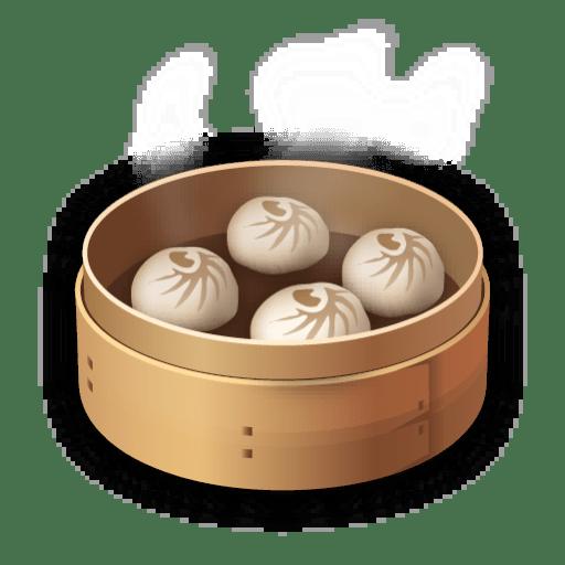 Chinese Food Logo Vector