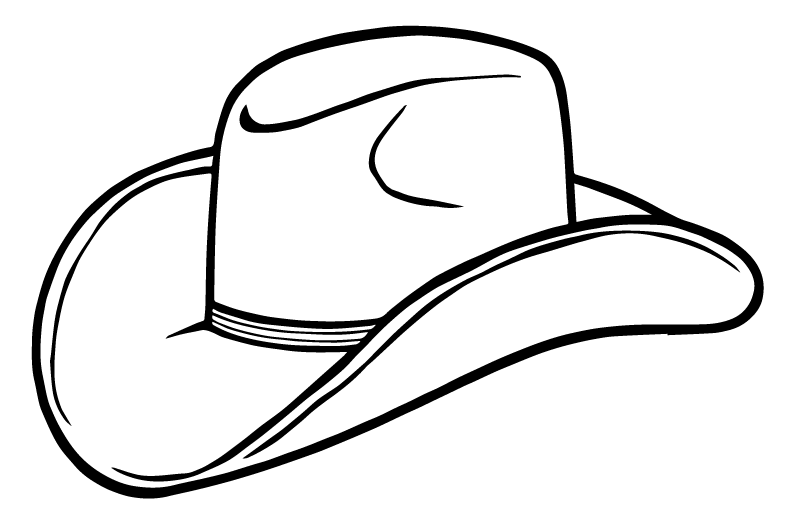 cowboy hat clipart transparent png stickpng rh stickpng com cowboy hat clipart free cowboy hat clipart black and white