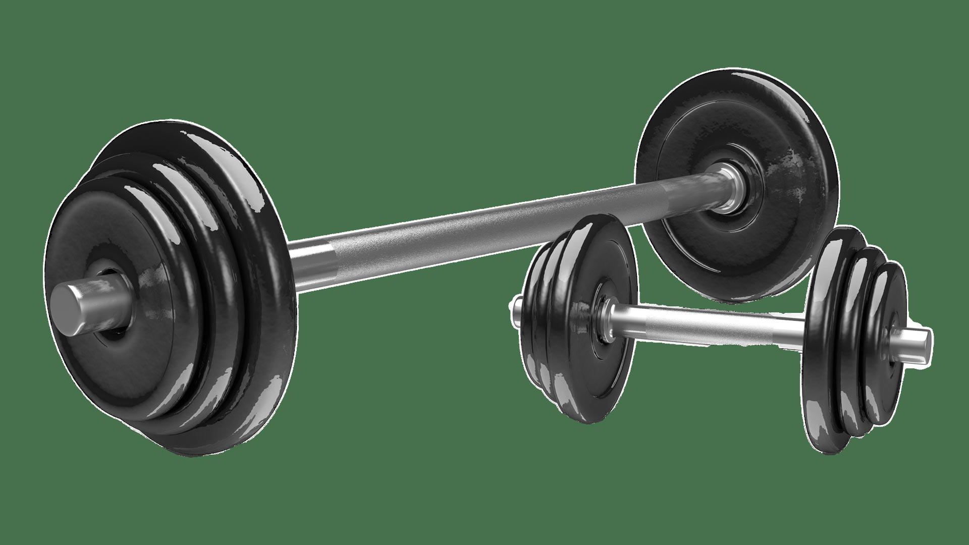weights transparent png stickpng