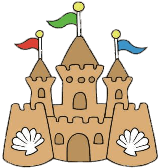 sand castle clipart transparent png stickpng rh stickpng com clipart sandcastle outline tall sand castle clipart