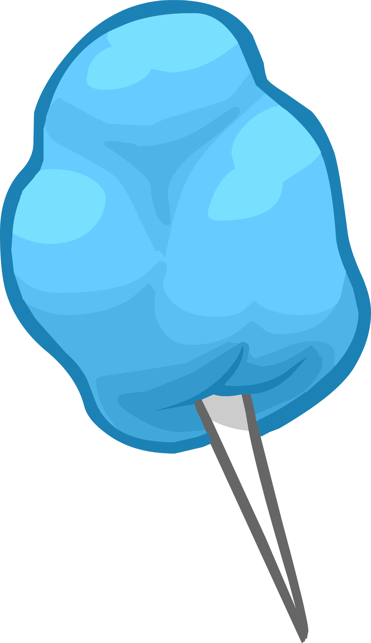 blue cotton candy clipart transparent png stickpng rh stickpng com free cotton candy clipart cotton candy clipart png