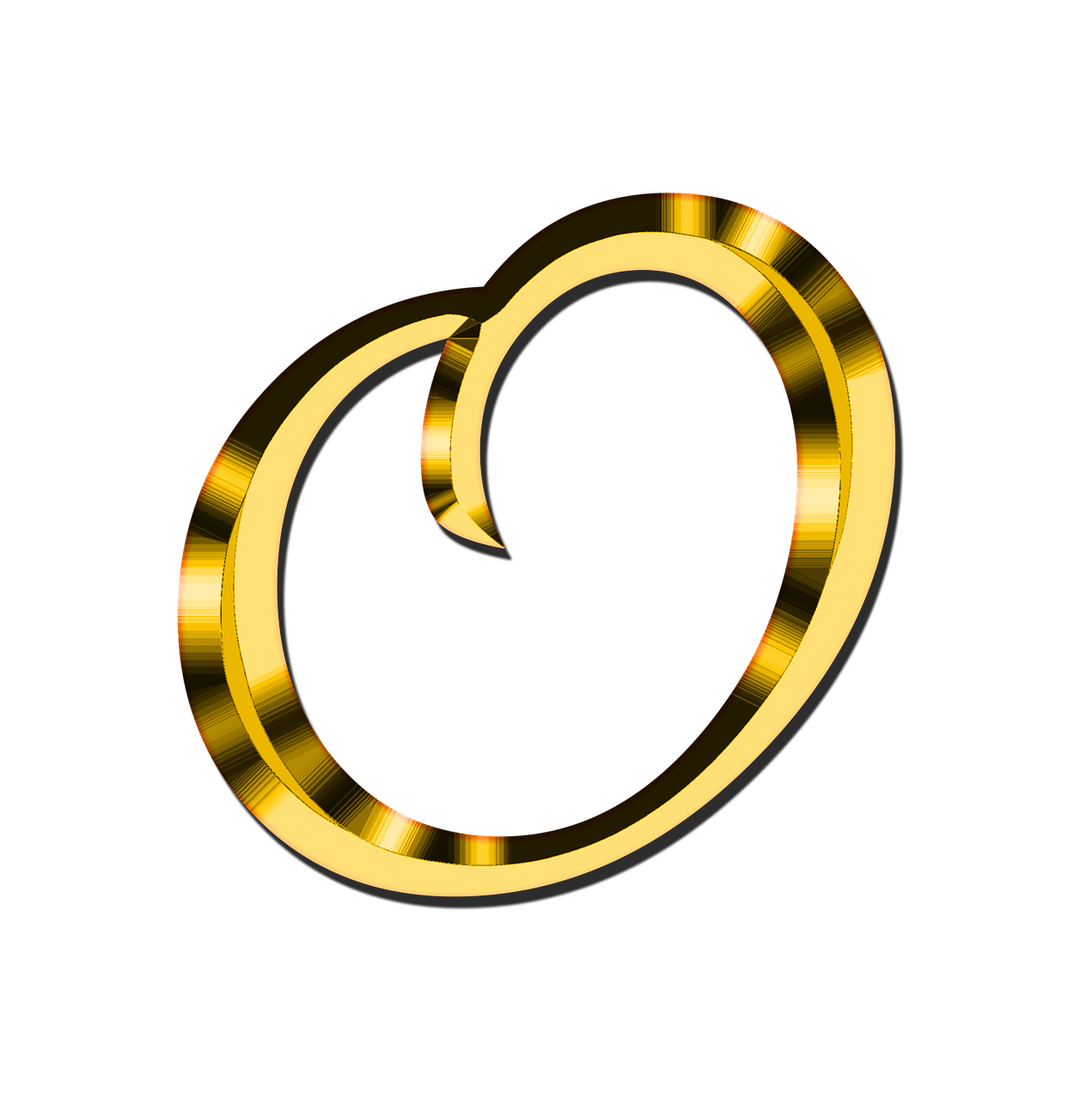 The Letter O Download from assets.stickpng.com