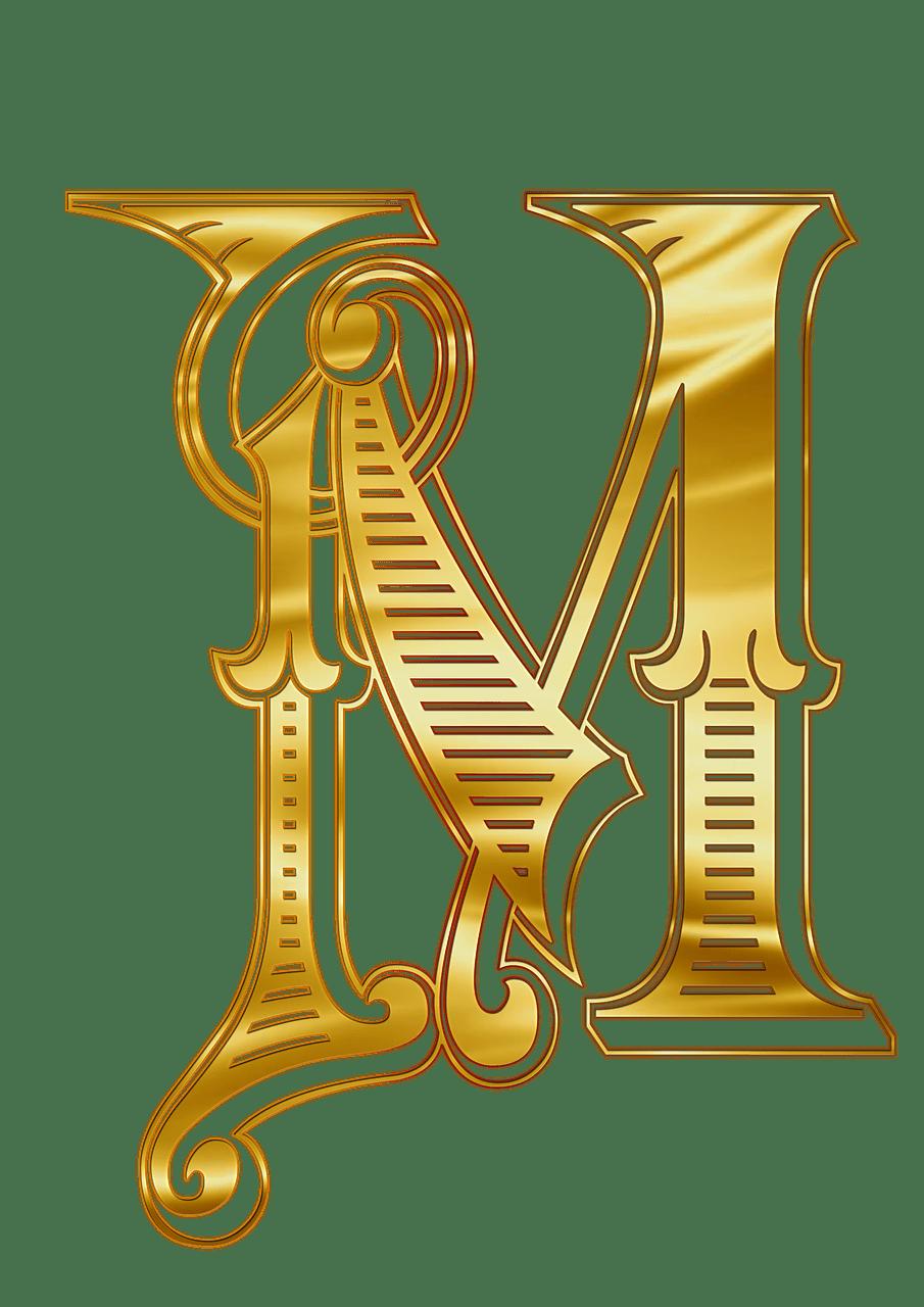 Cyrillic Capital Letter M